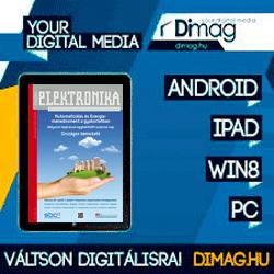 Dimag - digitális előfizetés