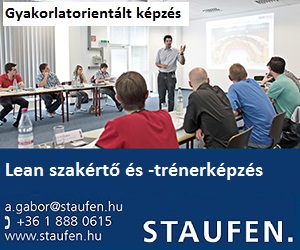 Staufen Lean szakértő