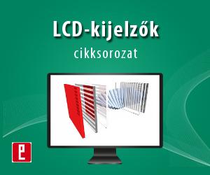 LCD-Kijelzők