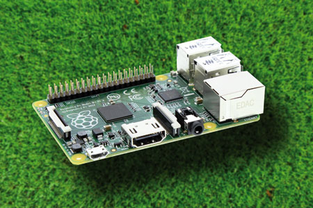 RS246-Raspberry Pi Model B
