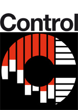 control logo website