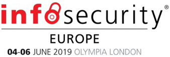 infosecurity europe 2019 logo c