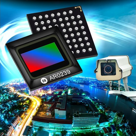ON Semiconductor AR0239 image web