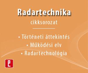 Radartechnika cikksorozat