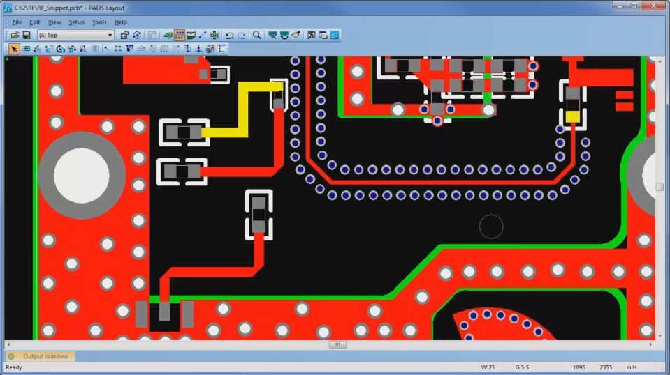 PADS Layout-RF-Design 02