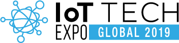 iot tech expo global 2019 logo