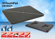 Microchip-3Dtouchpad